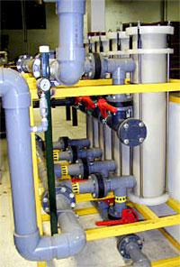 E-Z Filtration: Back Flushing FIlter System - Non